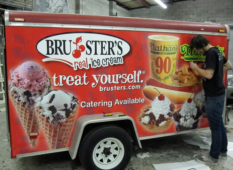 Bruster's Real Ice Cream – Trailer