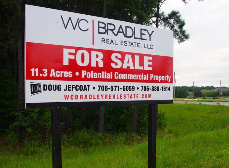 WC Bradley Commercial Property